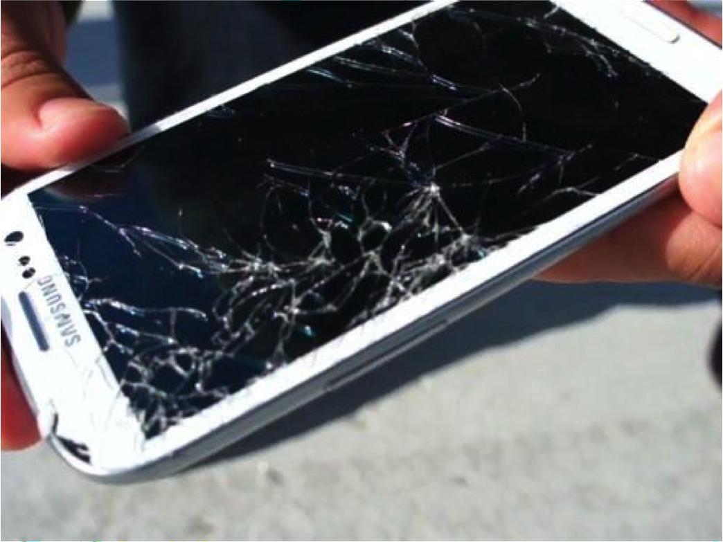Namorado traído destrói Samsung Galaxy SIII