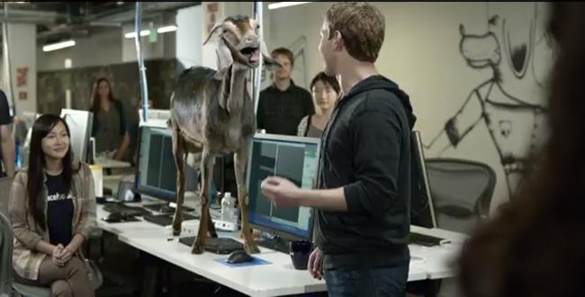 Assista ao bizarro comercial do Facebook Home
