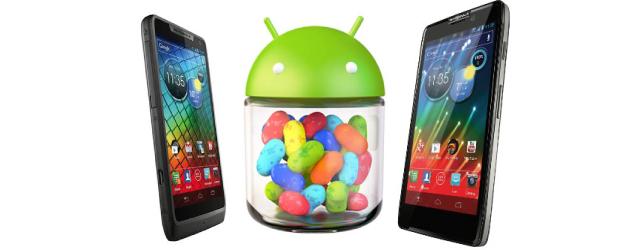 Motorola RAZR i e RAZR HD recebem atualização para Android 4.1 Jelly Bean no Brasil