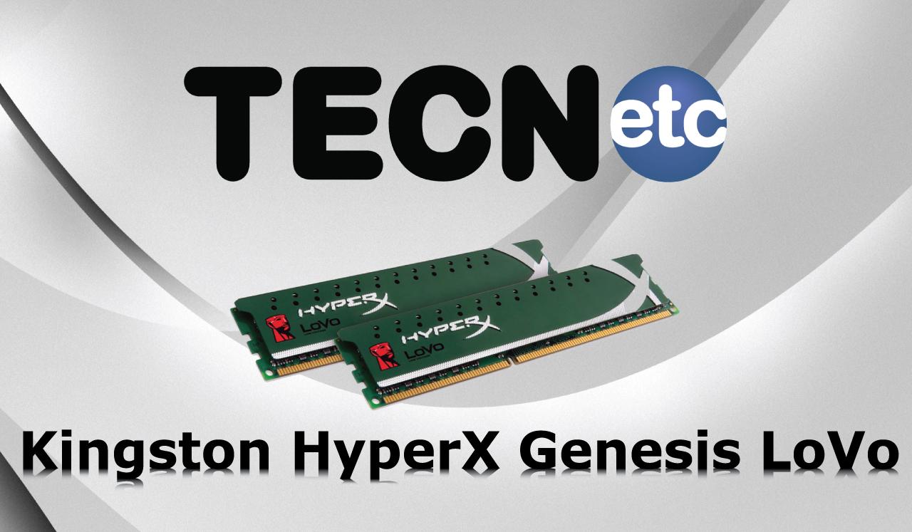Kingston HyperX Genesis LoVo: Review