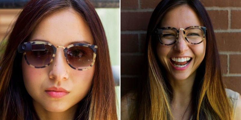 Google Glass: Só para mulheres