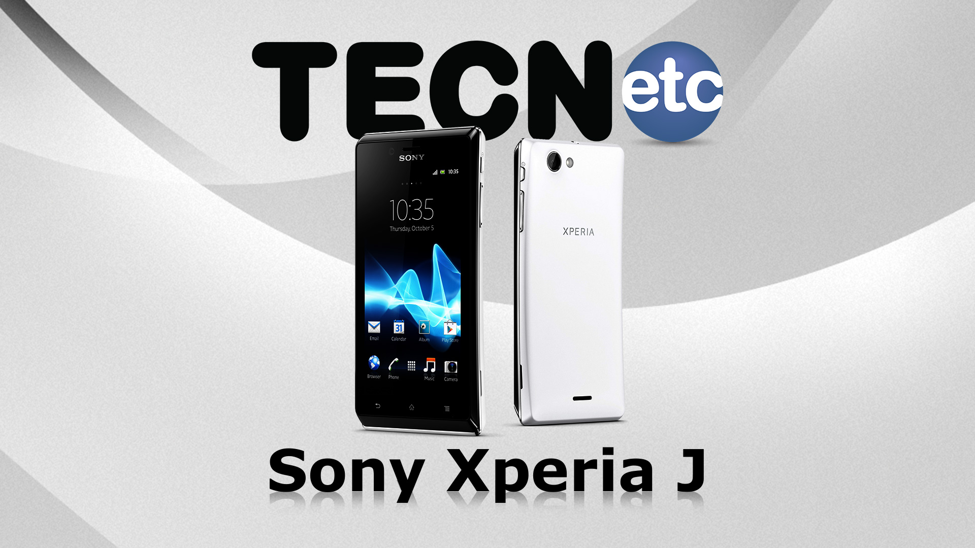 Sony Xperia J: Unboxing e Review