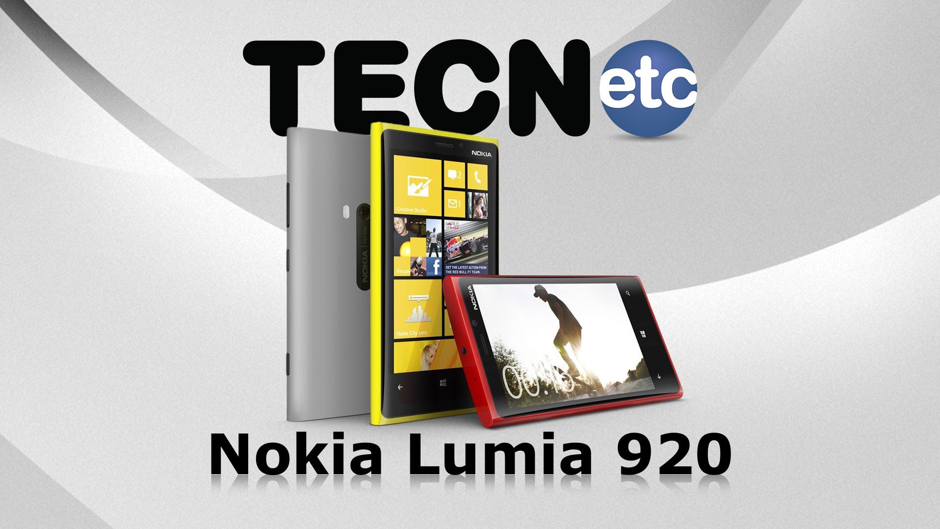 Nokia Lumia 920: Unboxing e Review