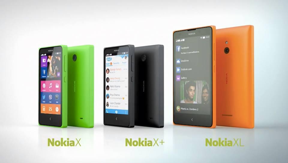 Nokia anuncia seus primeiros smartphones com Android