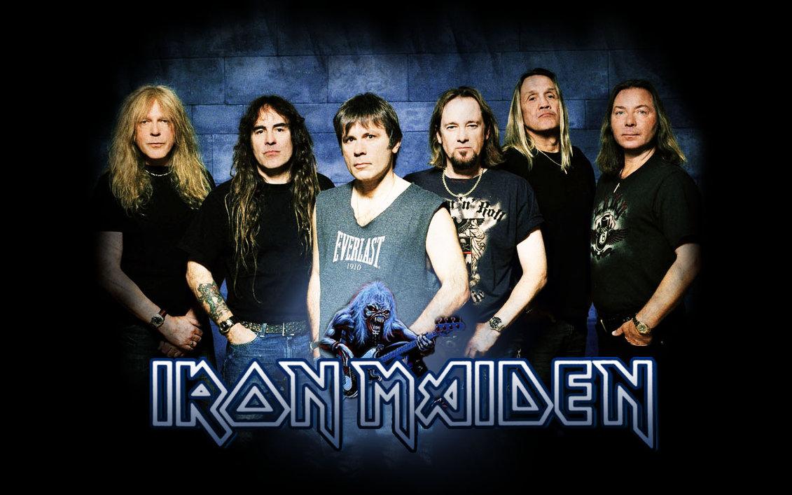 Iron Maiden revela que utiliza estatísticas de downloads ilegais para escolher países em turnês
