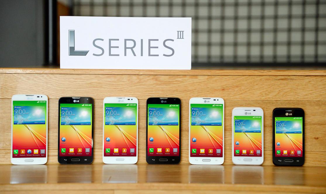 Nova série de smartphones LIII da LG chega ao Brasil