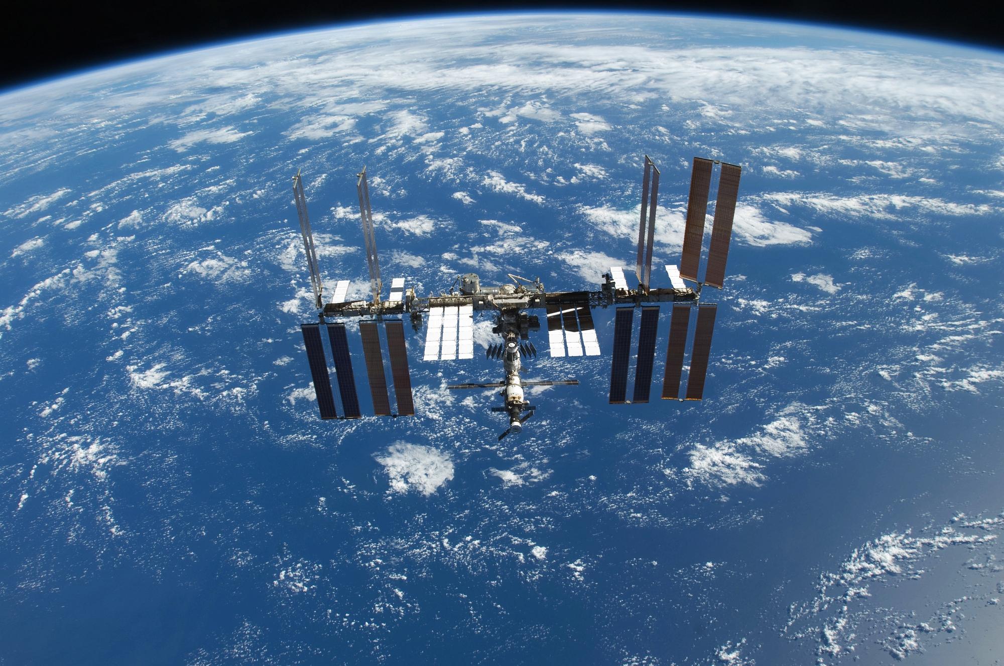 NASA transmite imagens da Terra vista do espaço ao vivo pela internet
