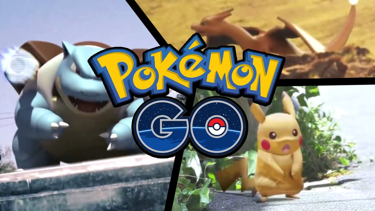 Pokemon Go sofre com problemas nos servidores