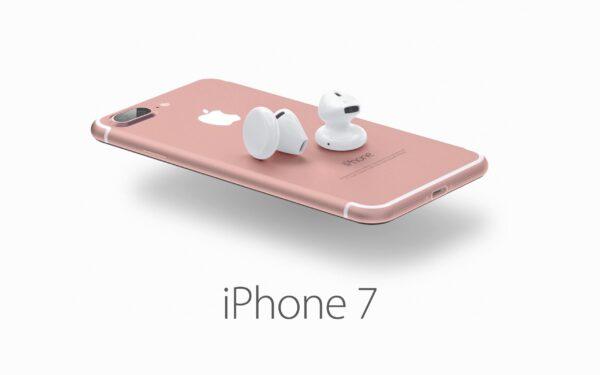 (Será que os earpods wireless são uma solução possível para a extinção da saída de fones?)