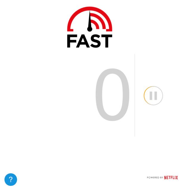 (O serviço apresenta uma interface simples e minimalista)