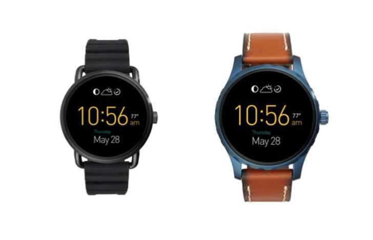 Fossil anuncia dois novos smartwatches