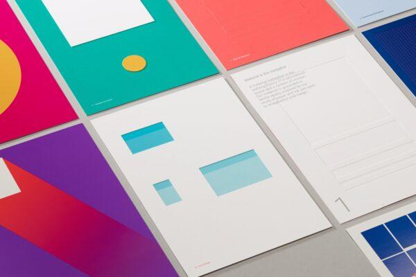 (O Material Design é o modelo de interfaces desenvolvido pela Google usado atualmente em todos os seus sistemas)