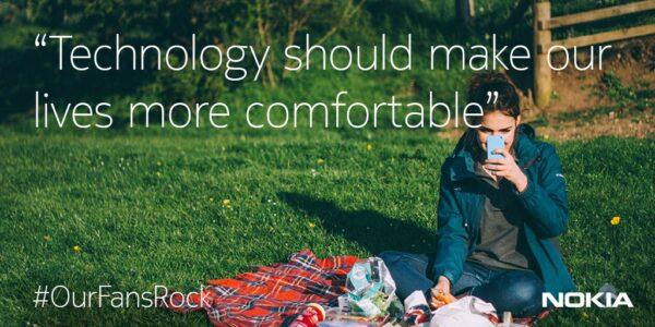 (O misterioso aparelho na imagem pode ser o novo Nokia C1)