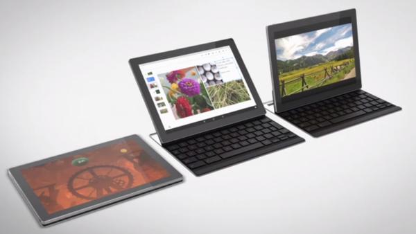 (O aclamado tablet Pixel C foi o primeiro aparelho da linha à contar com o sistema Android)