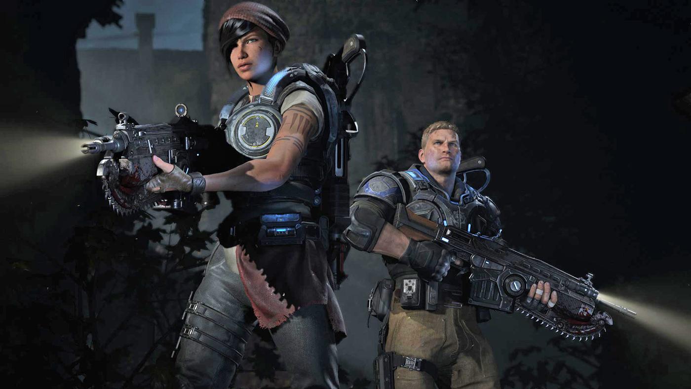 NVIDIA dará Gears of War 4 na compra de novas placas