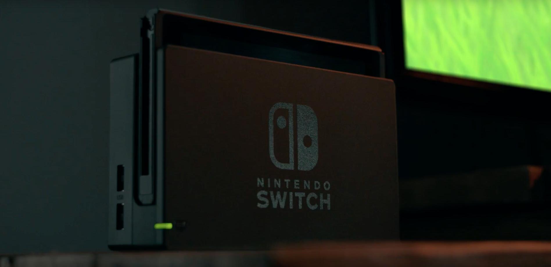 Powered by NVIDIA: Nintendo anuncia o Nintendo Switch