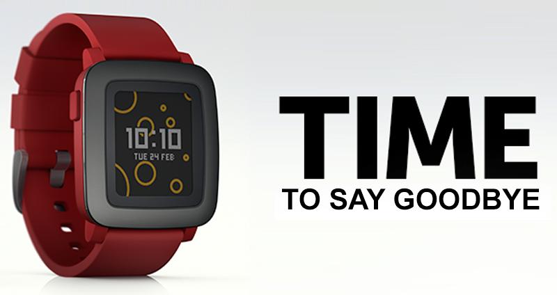 Pebble é vendida para a Fitbit
