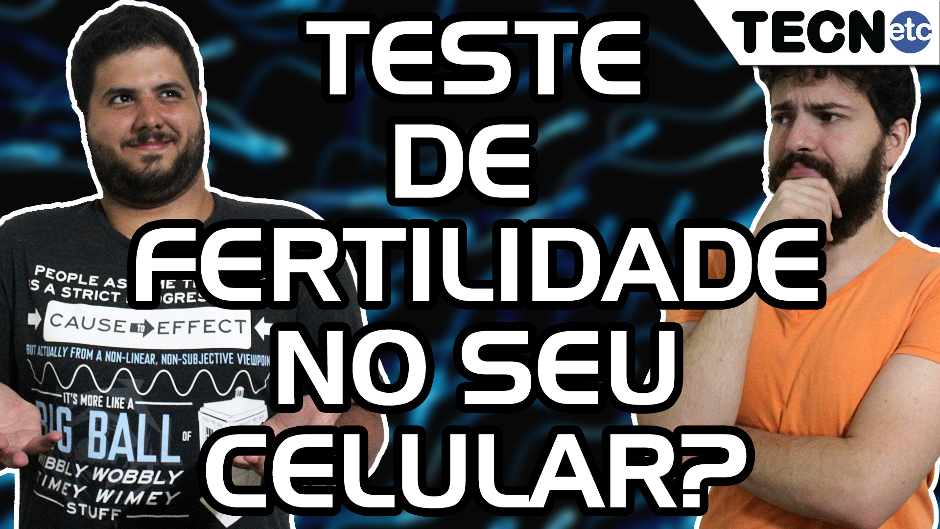 Teste de fertilidade no seu celular? – TECNOetc Drops