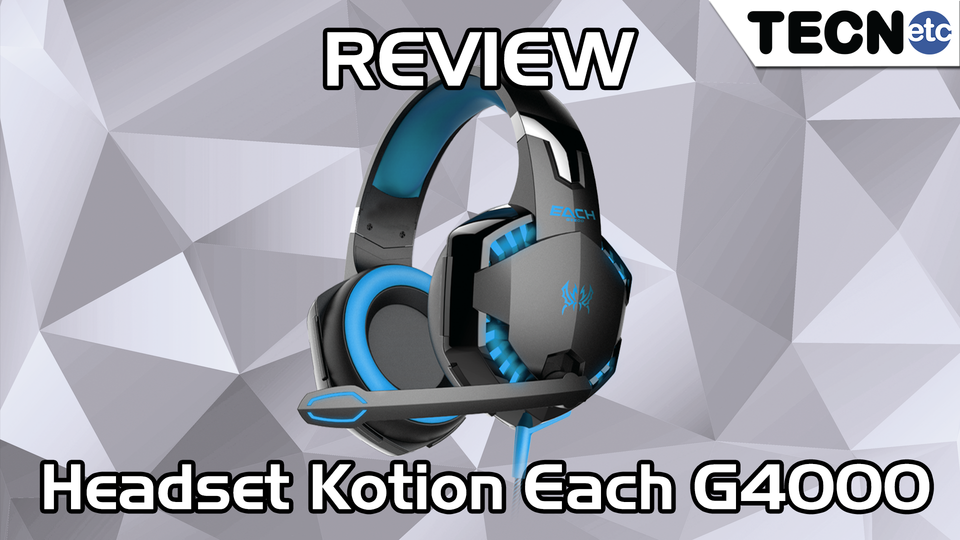 Review Headset Kotion Each G4000 – TECNOetc