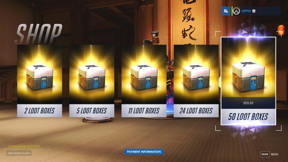 Loot Boxes: São jogos de cassino nos games?