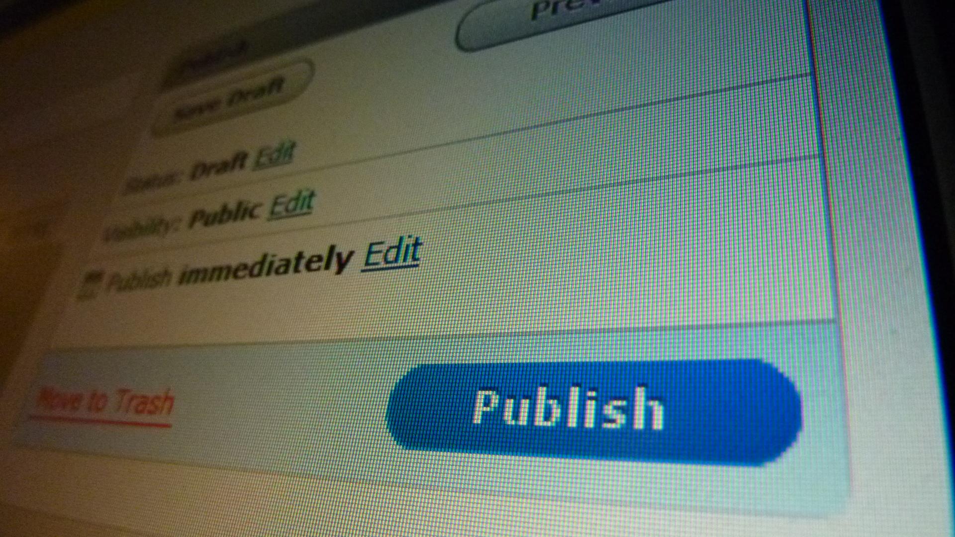 Quanto tempo devo investir no conteúdo do meu blog?