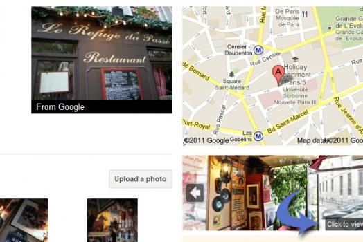 Google Maps apresenta visão 360 de interiores
