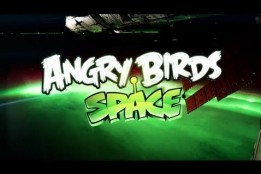 NASA apresenta trailer do Angry Birds Space