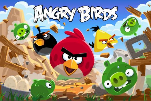 Angry Birds para Windows Phone ganha 100 fases exclusivas