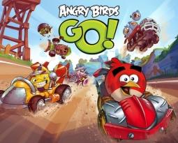 Primeiro trailer com gameplay de Angry Birds Go! é divulgado