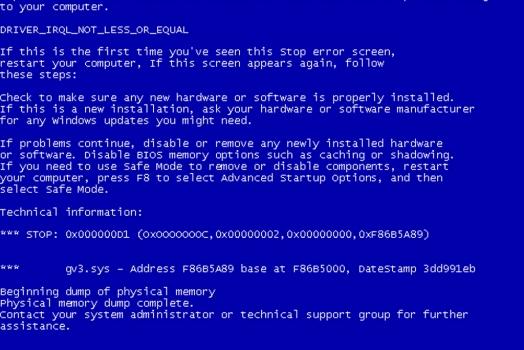 Nova atualização do Windows 7 impede o boot do sistema. Aconteceu contigo? Saiba como resolver
