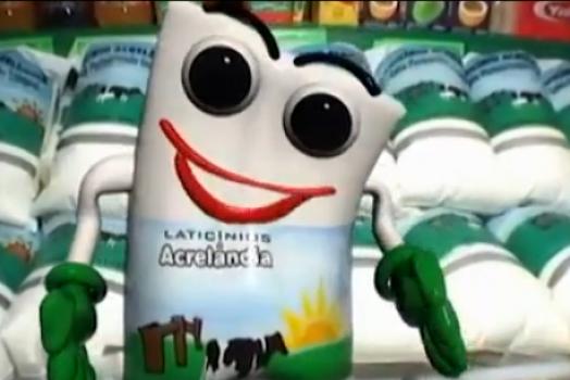 Conheça Barriguinha Mole, o melhor mascote do Brasil!