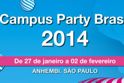 Campus Party 2014 já tem data e preços revelados