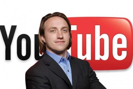 Chad Hurley, cofundador do YouTube, irá lançar uma nova plataforma de compartilhamento de vídeos online