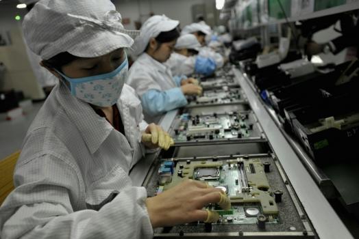 HP pede a fábricas chinesas que parem de ir as escolas procurar funcionários