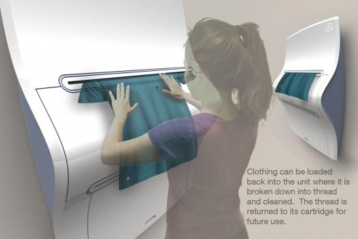 Impressora 3D irá permitir que você imprima suas próprias roupas em casa