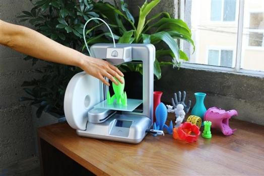 Conheça a Cube Printer 3D, a primeira impressora 3D doméstica do mercado
