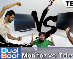 Dual Boot #016: Monitor vs. Televisão – Podcast