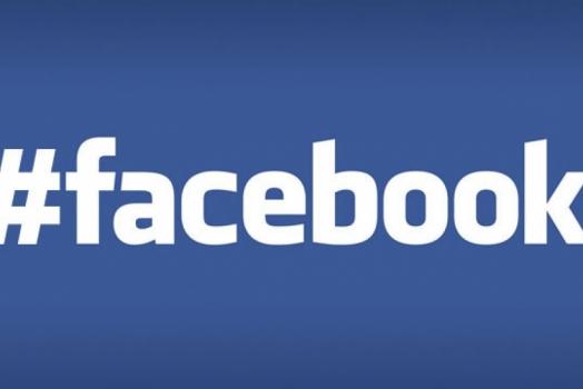 Facebook vai passar a ter suporte a hastags