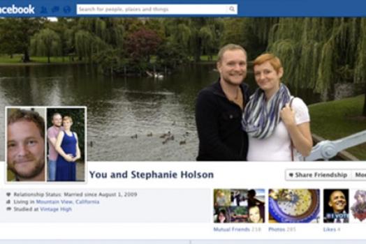 Nova funcionalidade permite você visitar a timeline de seu casal