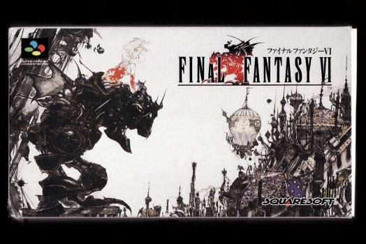 Final Fantasy VI será lançado para iOS e Android