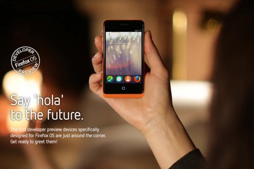 Depois do Ubuntu Phone, surge o Firefox Phone