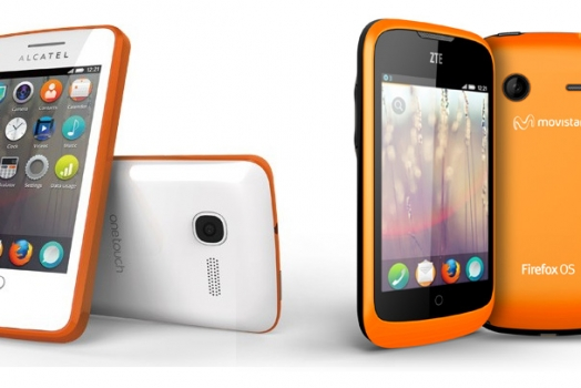 Smartphones Firefox OS são lançados na América Latina