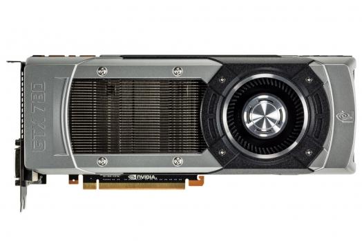NVIDIA lança a placa de vídeo gamer GeForce GTX 780