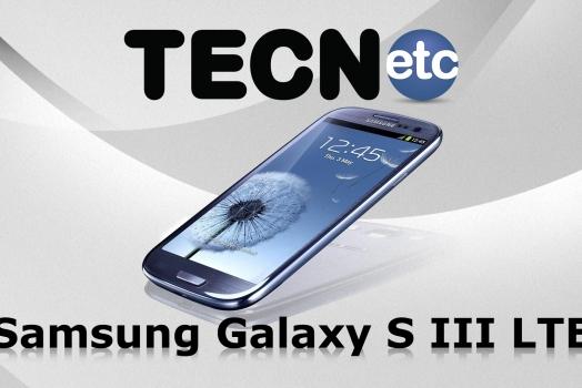 Samsung Galaxy S III LTE: Unboxing e Review [+ Teste de velocidade 4G]