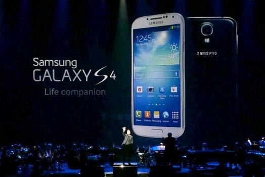 Samsung Galaxy S4 é anunciado oficialmente