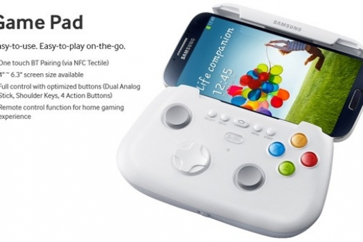 Samsung anuncia seu Game Pad Bluetooth oficial com suporte para celulares de até 6.3 polegadas