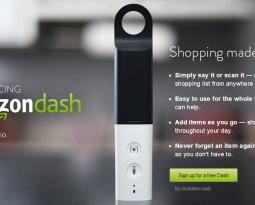 Amazon moderniza compras com Dash