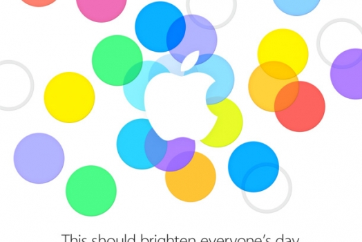 Apple anuncia data oficial de lançamento do(s) novo(s) iPhone(s)