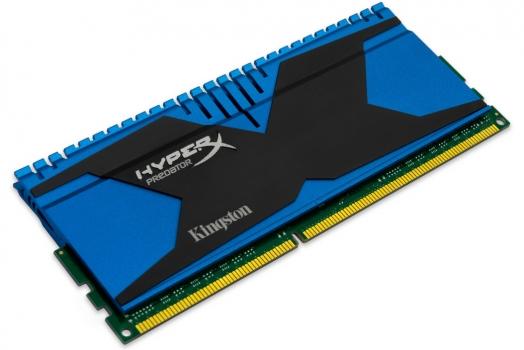 Kingston lança nova memória da série HyperX, a Predator