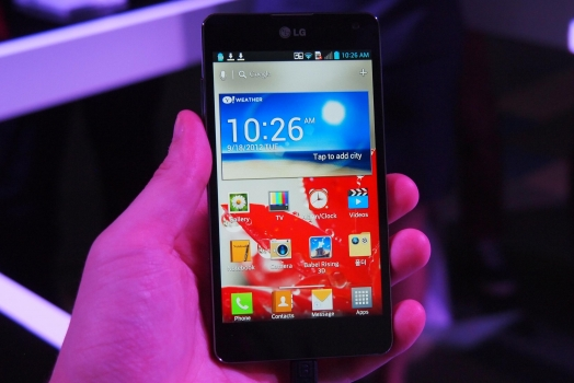 LG apresenta o Optimus G